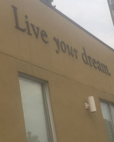 Text Western Script Low Angle View Communication Building Exterior Architecture Built Structure No People Sign Capital Letter Wall - Building Feature Outdoors Day Window Building Information Entrance Sky Wall Message Quotes Quote