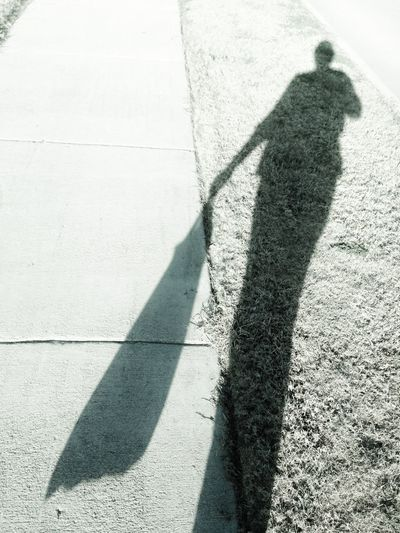 Shadow Play Light And Shadow Enjoy The Little Things Feeling Inspired Out And About Which Way To Go? Alone But Not Lonely Not Strange To Me