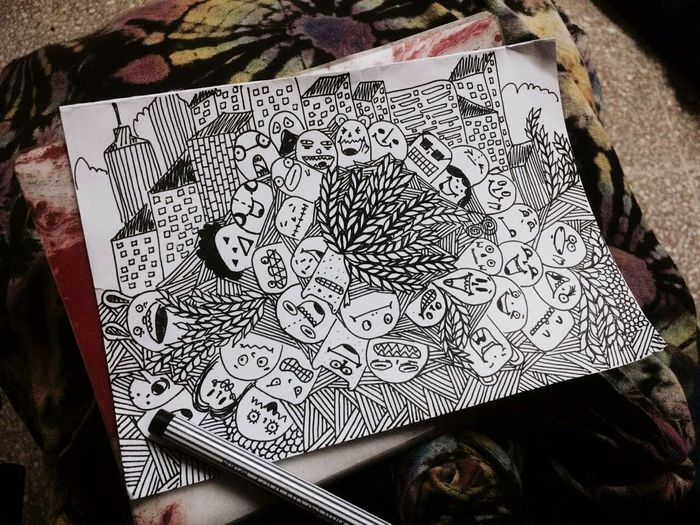 Trying to make a perfect doodles Doodle Doodleart Mydoodle