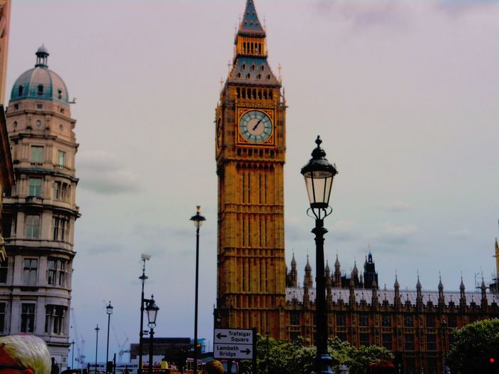 London Big Ben Holydays 2014