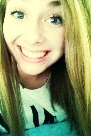 selfie Blonde