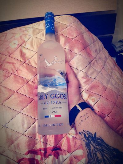 Vodka Grey Goose Light And Shadow Relax Time