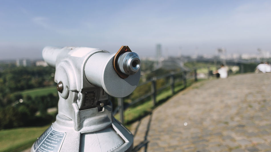 Binoculars Coin-operated Binoculars Day Depth Of Field Discovery Explore Outdoors Short Depth Of Field Telescope Travel Travel Photography View Views Wanderlust