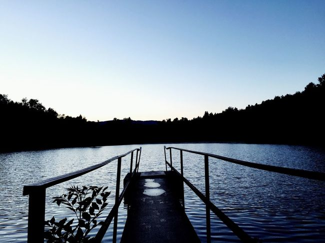 Clear Sky Water Outdoors Lake Nature No People Beauty In Nature Scenics Sunset Slavic
