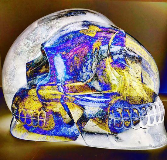 Skulls 💀 Abstractions In Colors Abstractart Art Is Everywhere Gemestoneart Art, Drawing, Creativity Art And Craft Ruhrgebiet Kunstwerk Painting Style Edelsteinkunst The Week On EyeEm Kunsthaus_Lay Skullart