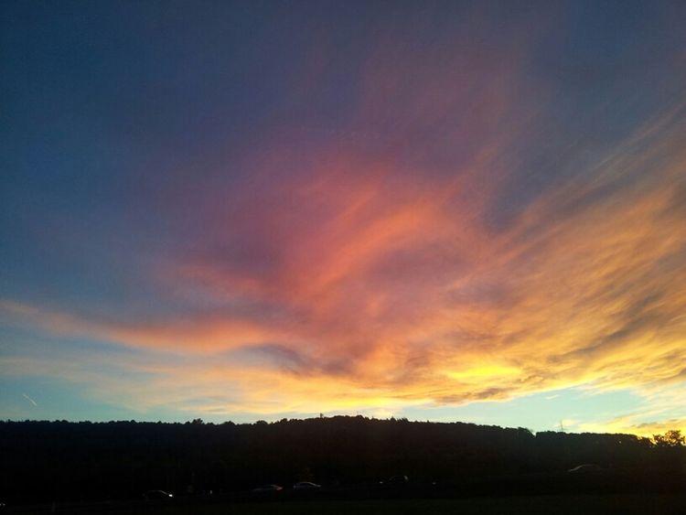 Sunset Skylining