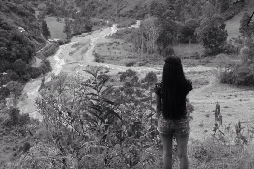 Sin Filtros Mirador Mountains Nature Blackandwhite That's Me Colombia