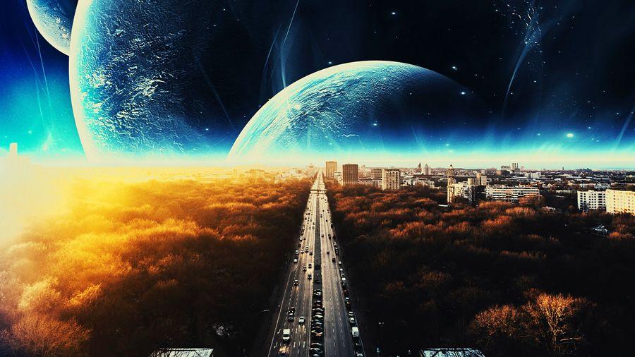 Space City First Eyeem Photo