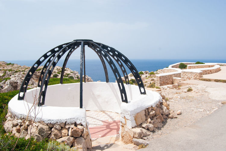North, South, East And West SPAIN Arch Beach Beauty In Nature Cardinal Points Cupola Day Land Menorca Metal Nature Navigation No People Outdoors Rock Rock - Object Scenics - Nature Sea Sky Solid Sunlight Tranquil Scene Tranquility Water
