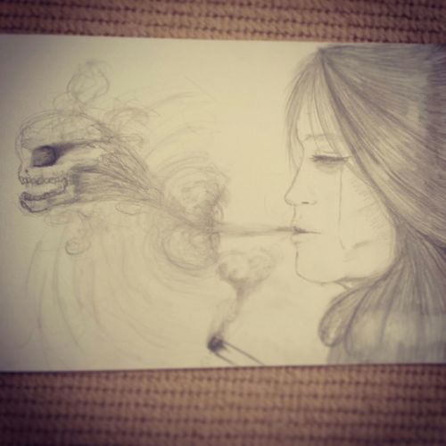 Art, Drawing, Creativity Art Drawing ✏ Traditional Drawing Ilovetodraw Nonsmoker Ihatesmokers AnainstCigaretts