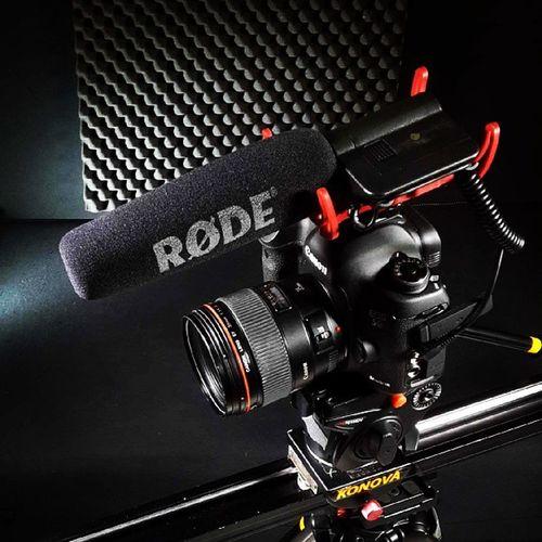 DSLR Tools Røde Rycote Konovaslider Manfrotto canon 5dmarkiii 35mm toolsoftheday instadslrtools