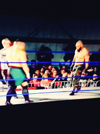Ring Of Honor Samoa Joe Jay Briscoe Redwood City Supercard Of Honor