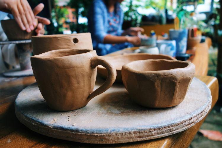 Pottery Men