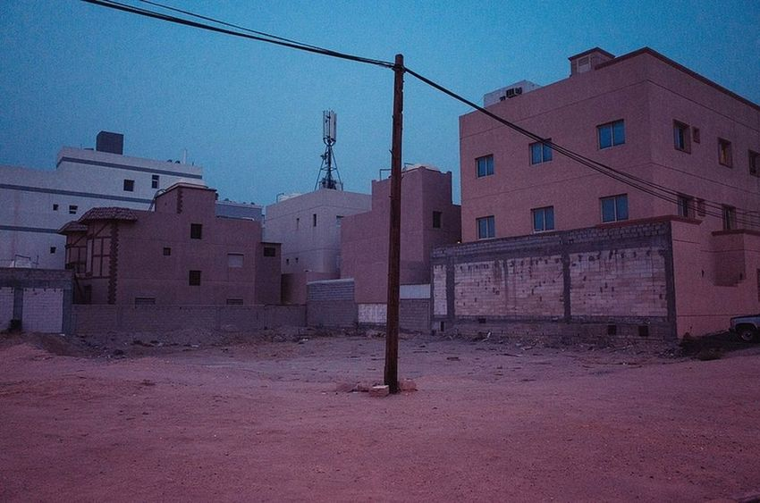 Kuwait Streetphotography Built Structure Abandoned Architecture No People Social Issues Building Exterior Business Finance And Industry