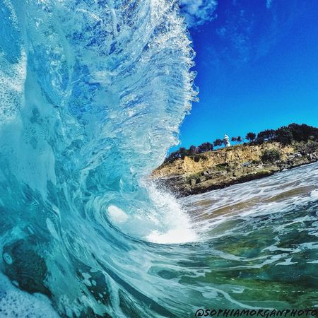 Nature Beach Waves Nature_collection EyeEm Best Shots Sm Photography EyeEm Nature Lover Surf Yamba Gopro