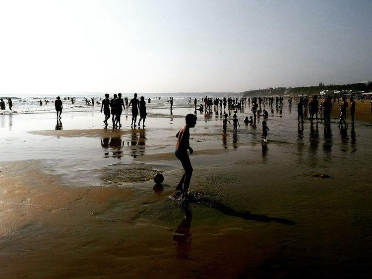 Playa Beach Atardecer Sunset Conil De La Frontera Cadiz Conil Mar