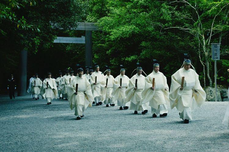 宮司 伊勢神宮内宮 Japanese Shrine Mie,japan 祭事 TORII 伊勢神宮はいいところ