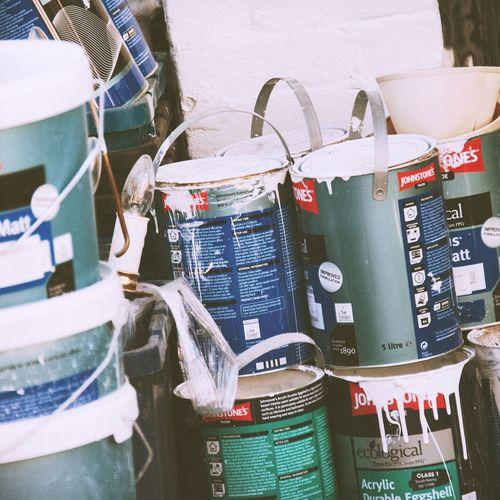 Richmond Paint Paint Pots White Paint London