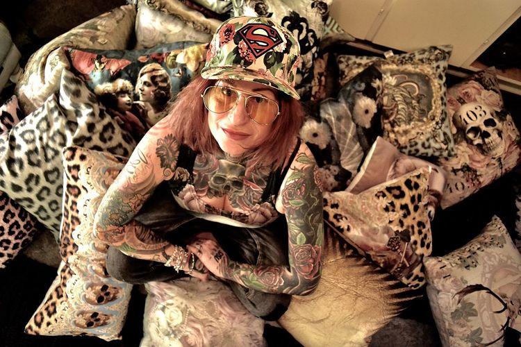 Vanasch Clothes Vanasch Cushions Vanasch Fabric Animal Themes No People One Animal Mammal Close-up Day