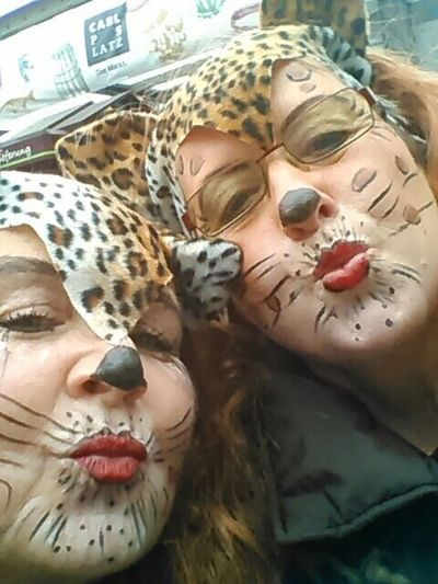 Karneval 2017 Düsseldorf Karneval 2017 Karneval Düsseldorf No People Close-up Animal Themes Day Outdoors