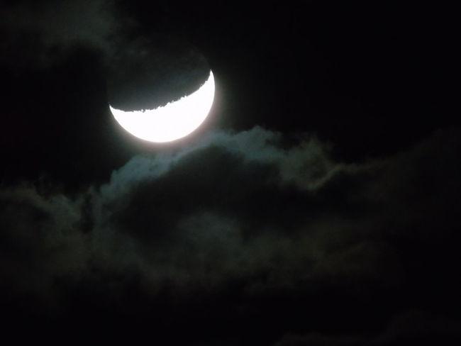 'CLOSER TO THE MOON' EyeEm Nature Lover Moon Light Moonlover