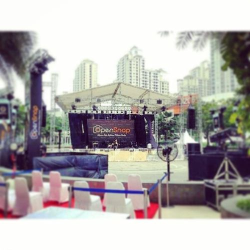 Ini stage nya opensnap Opensnap Launch