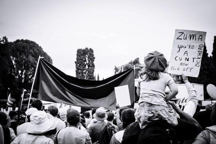 The Photojournalist - 2017 EyeEm Awards Apartheid Zumamustfall Southafrica Protests