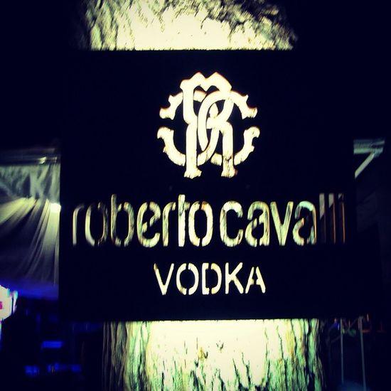 RobertoCavalli Vodka ?