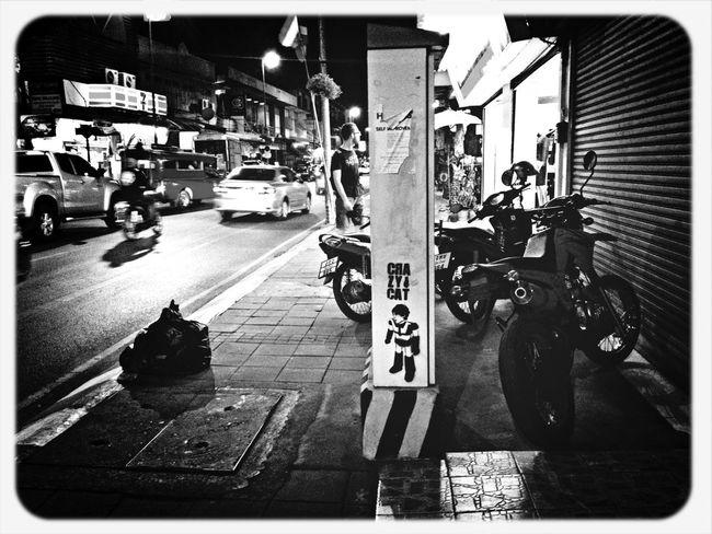 Streetphotography Blackandwhite Goodnight Last Thing I See