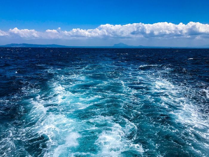 Let the sea set