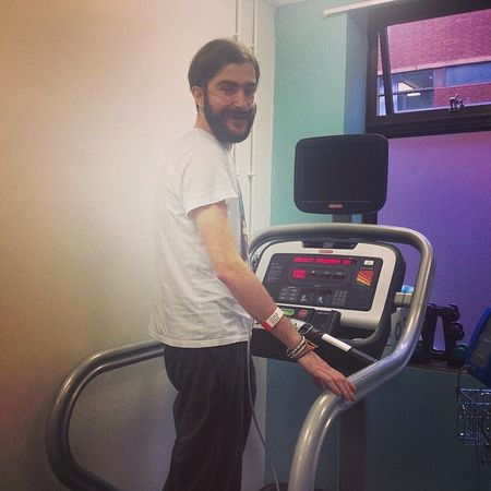 GymTime CF Cysticfibrosis Transplant treadmill oxygen leeds livingwithcf livelong health