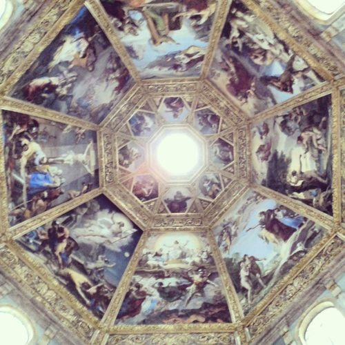 Uno dei luoghi più belli. Cappellemedicee Cupola Paintings Florence art