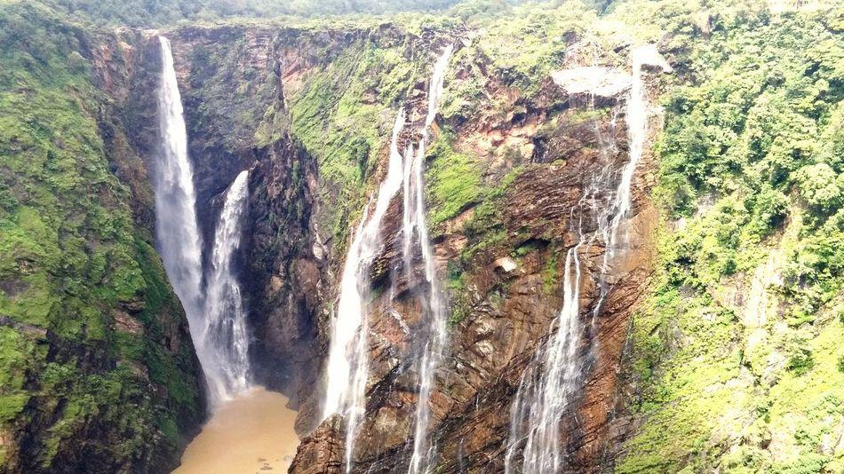 Jogfalls Incredibleindia Waterfall Karnatakadiaries