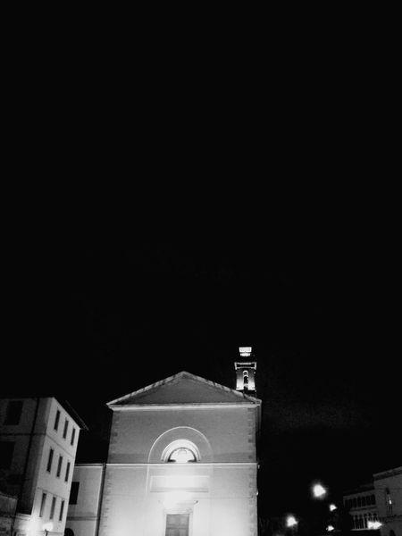 Leghorn Livorno Italy Nightphotography Night Night Lights Goodnight Sky Blue Sky Nightlife
