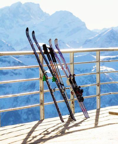 Snow ❄ Sci Mountains Canon Fun