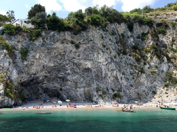 Beach Beachphotography Erchie Italy Amalfi Coast Holiday Summer Campania Seaside Paradise