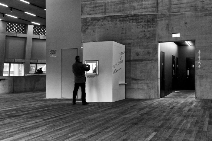 Black And White Candid Monochrome Photobooth Photographing Photography Themes Radical Eye Exhibition Sigma Dp2 TateModern