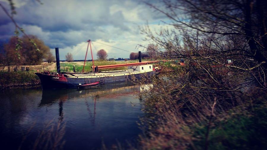 Boat Cloud