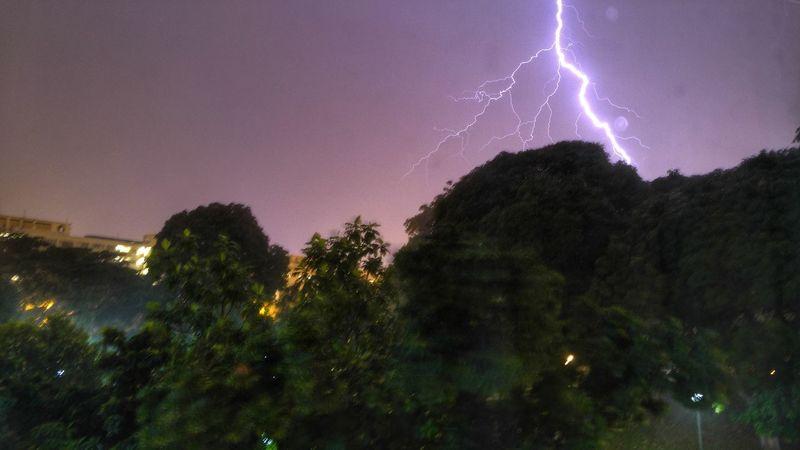 PhonePhotography Lightning ThunderStorm⚡ LGV10