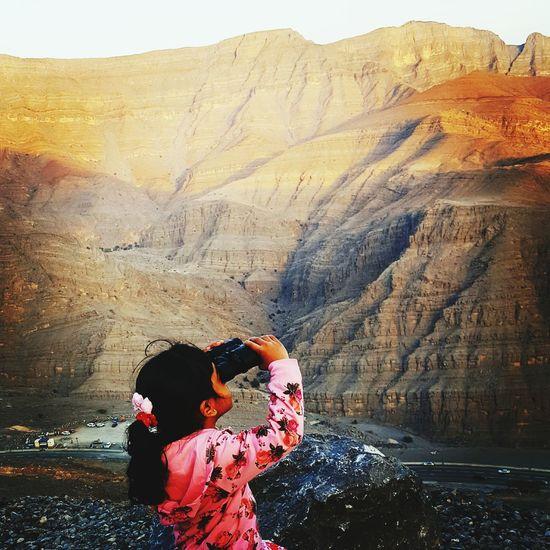 Jabal Jais Outdoors Landscape Warm Clothing