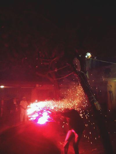 Fireworks Mexico Viva Mexico