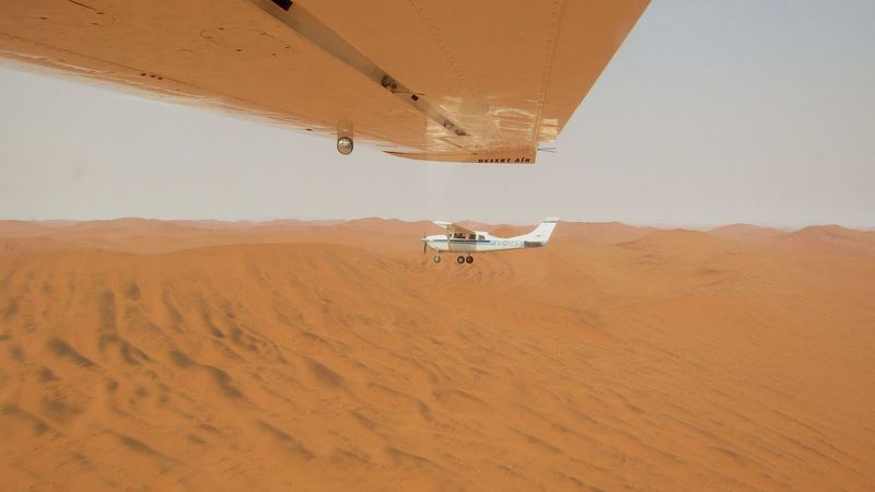 Namib Airplane Airplaneview Airplane View Onlyafrica Wildlifephoto Safari GameDrive Travel Africa Desiertos Sand Dune Desert Oil Pump Arid Climate Sand Off-road Vehicle Technology 4x4 Sky Landscape