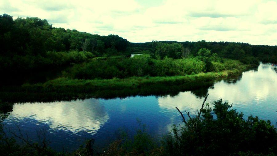 Namakagon River River Ride River Water Poorquality