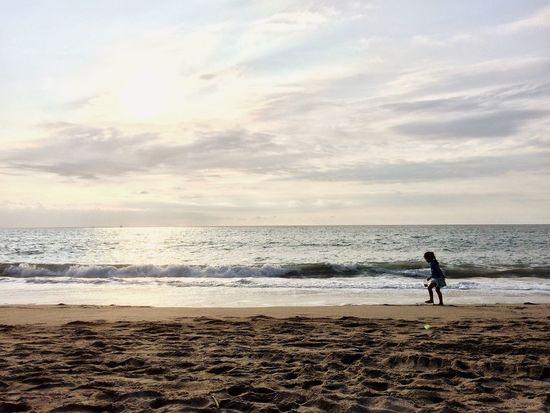 Playa ☀️❤️ Beach Beachphotography Sunset Ocean Paradise
