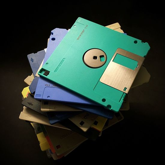 Floppy disc memories Obsolete Obsolete Technology FloppyDisk Old School Disc Disks Saved Old Files Forgotten Forgotten Things In The Past Unearthed Memories