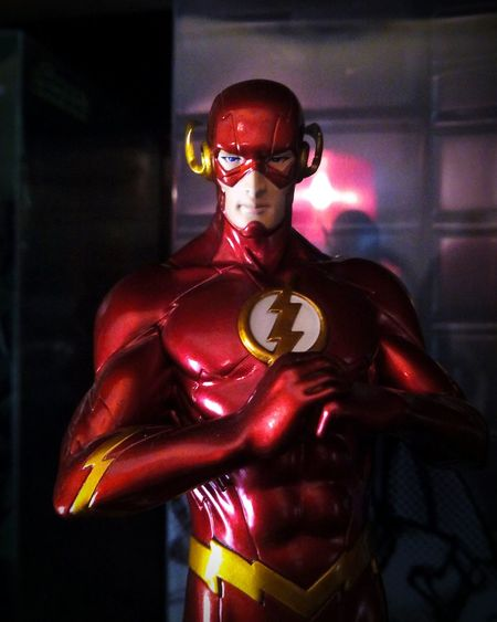 The Flash. Thenew52 The Flash Kotobukiya