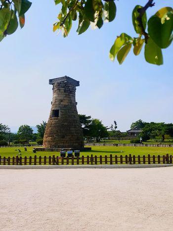 그렇게 책에서만 본 첨성대를 이제서야 보게되다니! Cheomseongdae Silla Korea History Silla astronomical observatory building