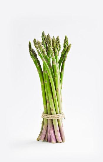 Asparagus heap