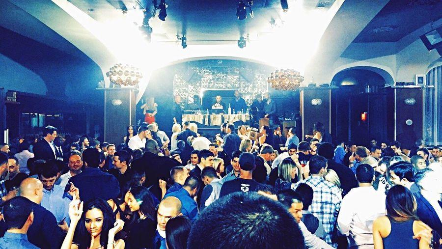 HYDE Las Vegas Bellagio Vacation Club Night Nightlife Bottle Dom Perignon