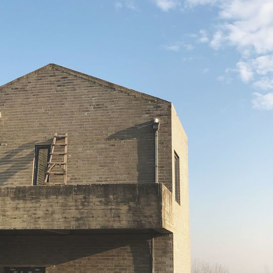 Architecture Built Structure Building Exterior Low Angle View Day Sky Outdoors